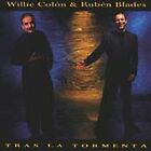 Tras La Tormenta 1995 by Rubén Blades & Willie Colon . EXLIBRARY
