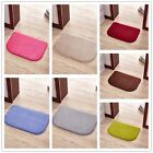 Coral Fleece Anti-Skid Doormat Floor Mat Carpet Rug Bedroom Home Living Room