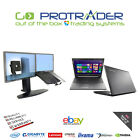 """TRADING LAPTOP PC - INTEL i3 / 24"""" SCREEN X1 / FREE DELIVERY"""