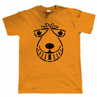 Space Hopper Mens Funny Retro T Shirt - Birthday Gift for Him Dad Fathers Day