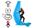 Premium Quality Aerial Silks Equipment - Complete Set: Climbing Grade Hardware