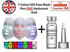 7 Color LED Opera Face Mask Skin Care Acne Wrinkles Anti Ageing + FREE Serum!!