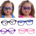 "1PC Cute Round/Cat Style Eye Glasses for 18"" American Girl Our Generation Dolls"