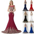 New Long Evening Formal Party Dress Prom Gown Bridesmaid Cocktail Dresses Ball