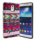 Hybrid Rubber ShockProof Protective Hard Case Cover For Samsung Galaxy 3 Aztec