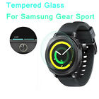 For Samsung Gear Sport Tempered Glass Screen Protector 9H Hardness Shield Lot