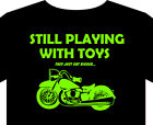T shirt up to 5XL Gold wing classic motorcycle biker custom Honda Yamaha Suzuki