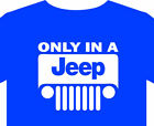 T shirt up to 5XL Jeep Willys