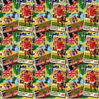 1972 SUN Soccerstamps football stamps (400 to 409) WALES STARS