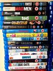 Blu rays £1.65 ! All genres  MONEY BACK GUARANTEE & FREEPOST .. 95 great titles