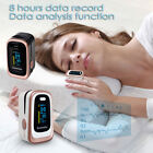 Fingertip Mini Blood Oxygen Monitor Oximeter Sleep Apnea Monitor SPO2 PR US Ship