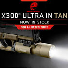 SF X300 Ultra LED Airsoft Tactical Light Weapon Pistol Flashlight For Glock G17