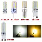 G4 G9 E14 3W 4W 5W 7W SMD 3014 LED Warm Cool White Lamp Bulbs Corn Light Lots