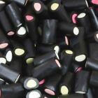 LIQUORICE CREAM ROCK- LIQUORICE WITH SOFT FONDANT CENTRE SWEET 175G AND 300G