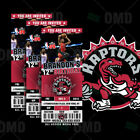 Toronto Raptors Ticket Style Sports Party Invites on eBay