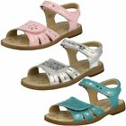 Girls Startrite Casual Summer Sandals - Honeysuckle