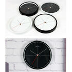 Wall Clock Copper Case Watch Station Style Simple Style Modern Metal Wall Clock