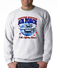 SWEATSHIRT Occupational United States Air Force F-16's Fighting Falcons Military