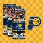 Indiana Pacers Ticket Style Sports Party Invites on eBay