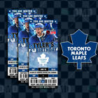 Toronto Maple Leafs Ticket Style Sports Party Invites $35.0 USD on eBay