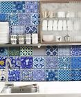 Tile Wall Stair Vinyl Sticker Decal Kitchen Bathroom Floor Self Adhesive 44 pcs