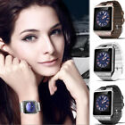 2017 New Fashionable DZ09 Bluetooth Smart Watch phone GSM SIM Card For Android