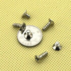 Flat Head Flat end Phillips Self-tapping KB Screws M2.6-3-3.5-4 Ni-Plated ES