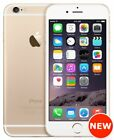 Apple iPhone 6 - 16GB, 64GB, 128GB - Gold (Unlocked) GSM, LTE, Warranty, Sealed