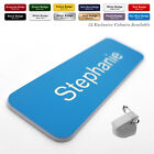 ROTATING CLIP & PIN Staff ID Personalised Name Badges Health Care Assistant