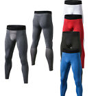 Mens Compression Long Pants Gym Running Basketball Training Yoga Tights Dri-fit