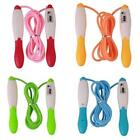 Digital LCD Display Jump Skipping Rope with Calorie Counter and Timer Function
