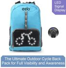 Cycling Backpack with Safety Turn Lights - LED Signal Display Cycling Rucksack