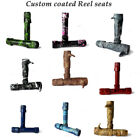 Custom Patterns Spinning or Casting Reel Seat - Size 16 or 17 - Rod building