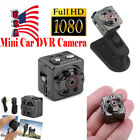 1080P HD Hidden SPY Camera Night Vision Motion Car DVR Video Recorder Monitor
