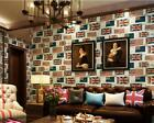 Europe Style Non-woven Fashion Dinningroom Living Room TV Background Wallpap5.3㎡
