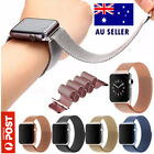 Milanese Magnetic Loop Stainless Steel Strap iWatch Band ForApple iWatch 1/2/3