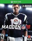 *BRAND NEW* MADDEN NFL 18 (Microsoft Xbox One, 2017) *PLEASE READ*