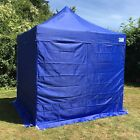 3m x 3m Blue Heavy Duty SHOWSTYLE Commercial Grade Gazebo, Market Stall, Pop Up