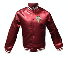 NEW ERA BOMBER SATIN TIP OFF CLEVELAND CAVALIERS