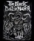 The Black Dahlia T-Shirt Murder Summoner melodic metal rock  3XL XXXL Last NWT