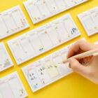 Внешний вид - Kawaii Cute Cartoon Weekly Plan Memo Pads Sticky Notes Stick Label Paper