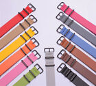 wholesale black buckle Super fiber Watch band watch strap watch13color available