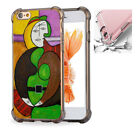 For iPhone X 6 7 8 Phone Case Cover One Pablo Picasso - The Red Armchair #7901