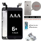For iPhone 6 Plus 5.5'' Complete Screen Digitizer LCD Touch+Button+Camera Parts