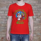 It's The Most Wonderful Time For A Beer Shirt. Christmas Shirt. Funny Gift Tee