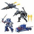 Transformers The Last Knight Premier Leader Wave 1 Optimus Prime & Megatron