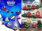 Mcdonalds 2020 MICKEY & MINNIE'S RUNAWAY RAILWAY & 2017 HOLIDAY EXPRESS
