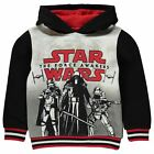 STAR WARS: FORCE AWAKENS  HOODY,7/8,9/10,11/12YR,NEW WITH TAGS