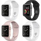 Apple Smart Watch Series 1 Smartwatch With Sport Band 38mm/42mm Grey, Gold, Rose