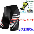 Men Cycling Shorts Gel Padded Bike Bottom Tights Black Friday Sale Bicycle Pants